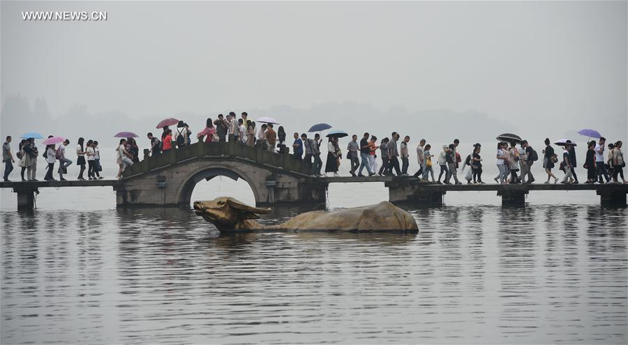 Hangzhou et ses ponts