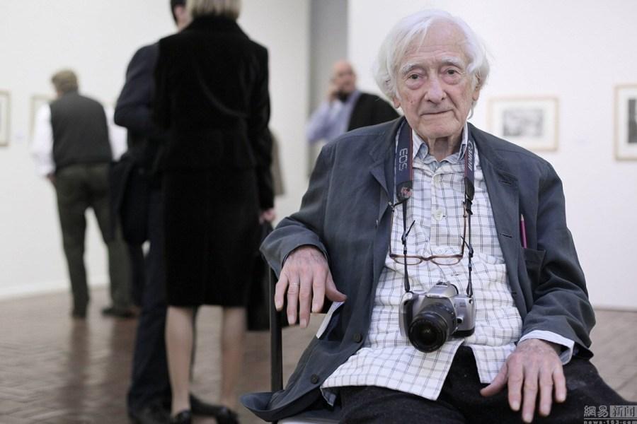 Décès de Marc Riboud, photographe français témoin de 50 années d'histoire de Chine