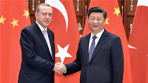 La Chine et la Turquie s'engagent à renforcer la coopération en matière d'énergie et de lutte antiterroriste