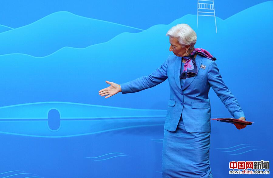G20 : La conférence de presse de Christine Lagarde, directrice générale du FMI