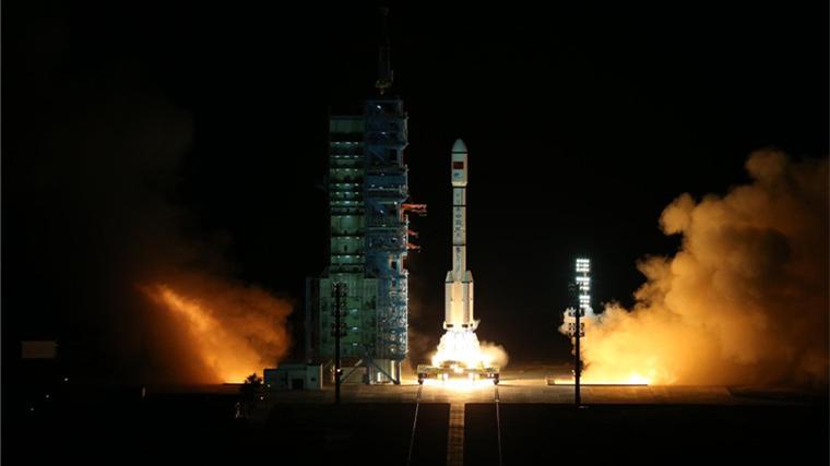 Le laboratoire spatial de la Chine va franchir une étape importante