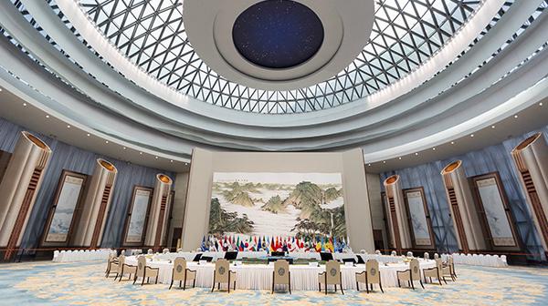 Les sites du Sommet du G20 de Hangzhou bientôt ouverts au public