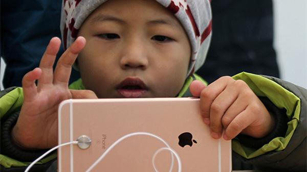 La Chine prend la première place du marché des applications iOS