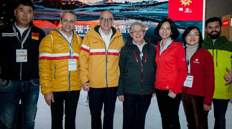 Voyages d'hiver : la Suisse lance plusieurs services ciblés pour les touristes chinois