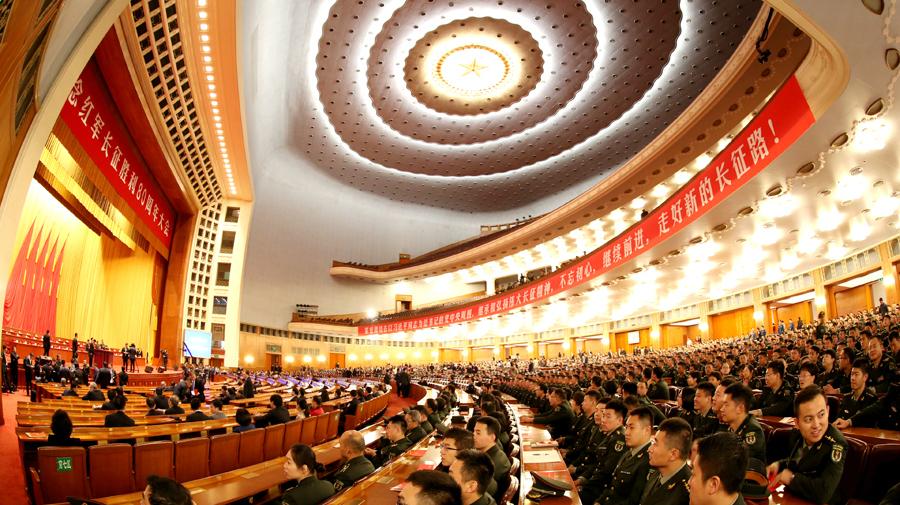 La Chine commémorera le 80e anniversaire de la victoire de la Longue Marche (en direct)