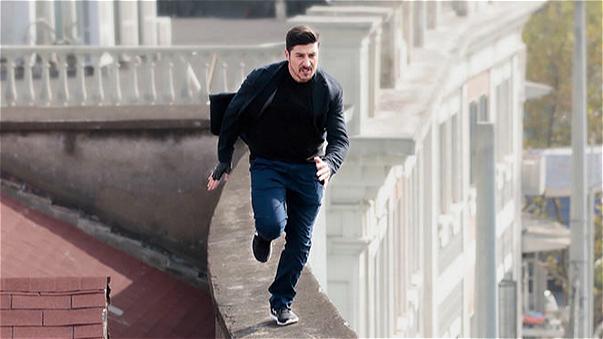 David Belle de retour sur grand écran dans le film chinois Super Express