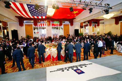 La chine toujours importante pour les entreprises for Chambre de commerce france chine