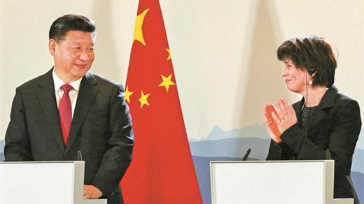 Renforcement de l'accord de libre-échange entre Beijing et Berne