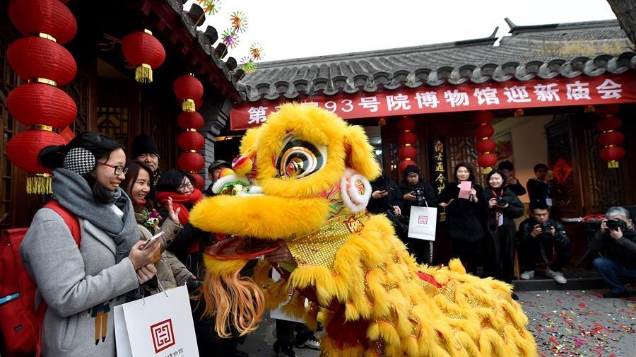 Une foire du Nouvel An consacrée au patrimoine culturel immatériel à Beijing