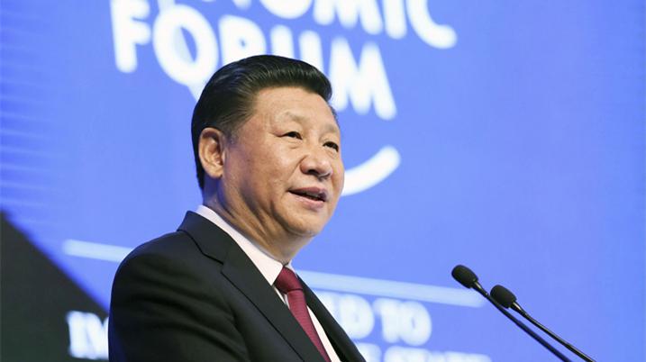 Xi Jinping à Davos : un point d'inflexion historique