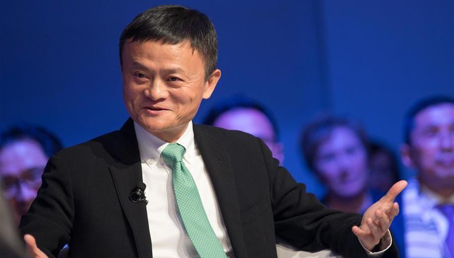 Les magnats des affaires chinois présents au Forum économique mondial de Davos
