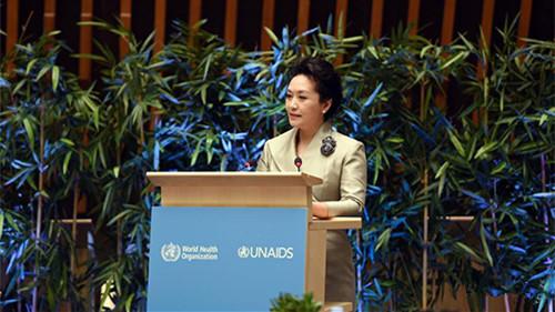 L'ONU salue le rôle de la première dame dans la lutte contre la tuberculose et le VIH/sida