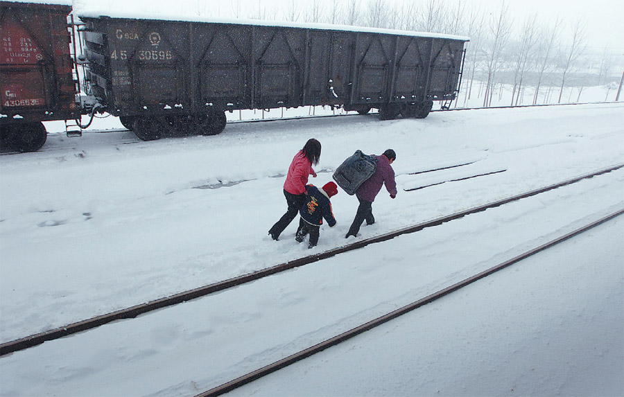 Le Chunyun, la plus grande migration du monde, est en cours