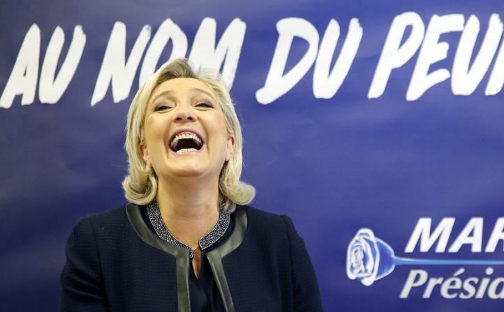 Election présidentielle française : qui sera capable d'affronter Marine Le Pen ?