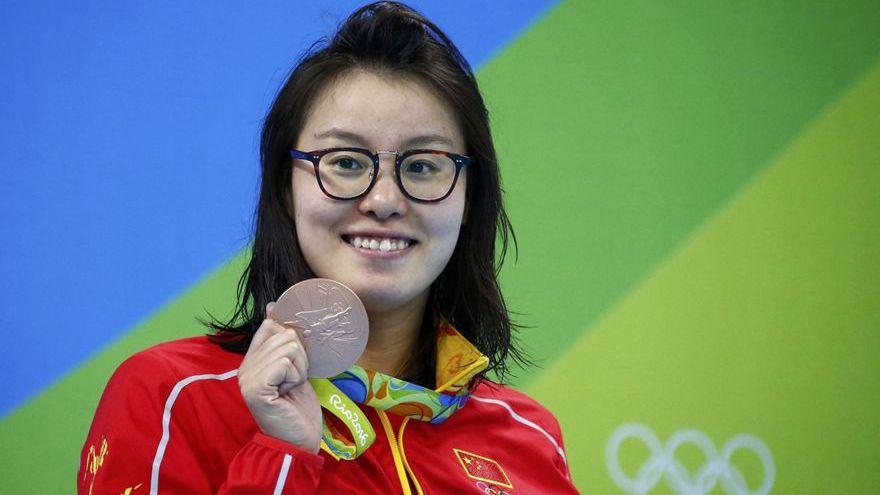 Fu Yuanhui, nageuse à la force « préhistorique », refuse d'être une star
