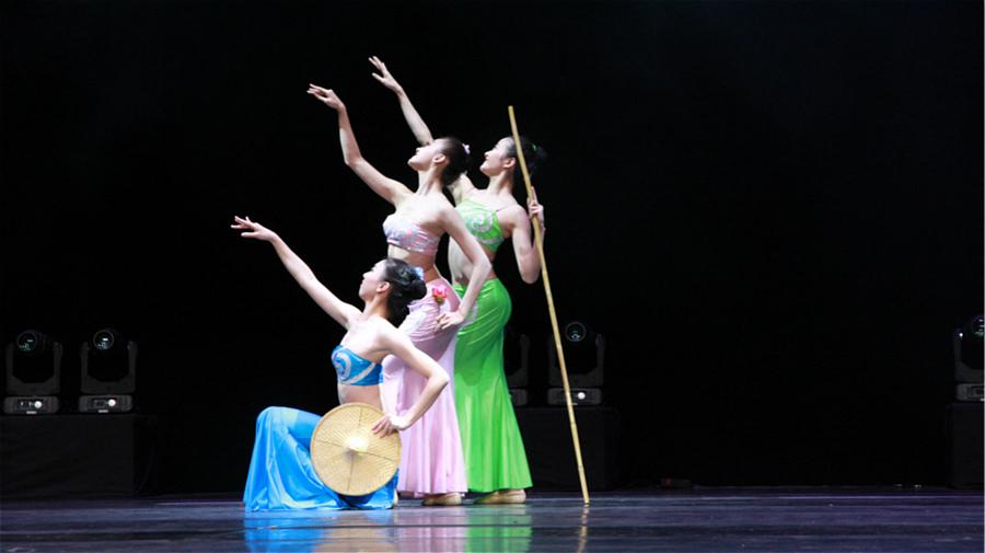 Gala « Culture de Chine et fête du Printemps » à Paris