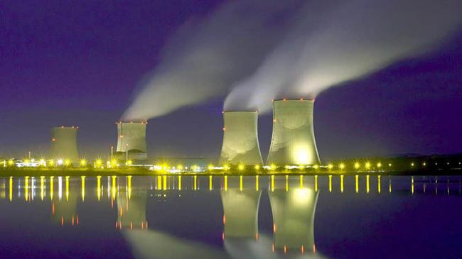 La Chine va développer une plateforme nucléaire flottante dans les 5 prochaines années