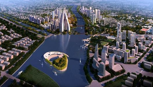 La construction du nouveau centre administratif de Beijing s'accélère