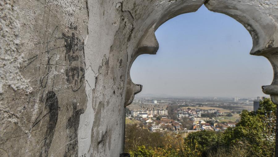 Hangzhou : une pagode millénaire ferme ses portes aux visiteurs à cause de graffitis