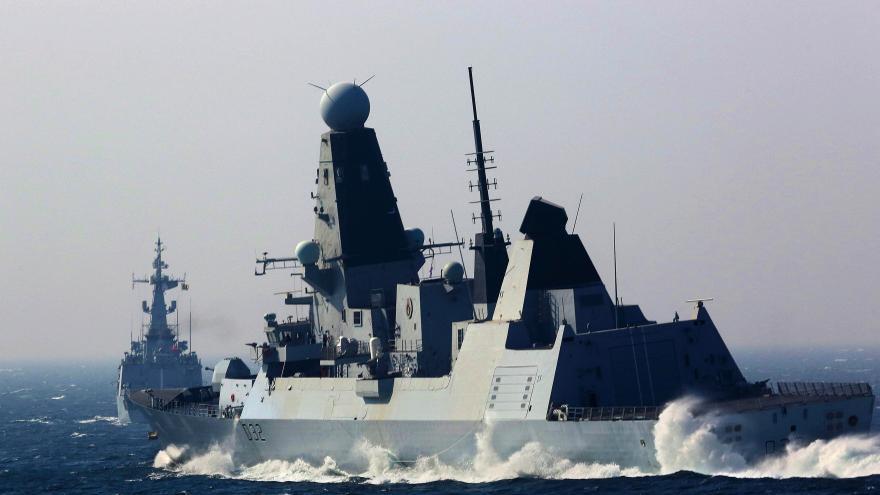 Pakistan : des navires et aéronefs chinois ont participé aux manœuvres militaires maritimes « Aman 17 »