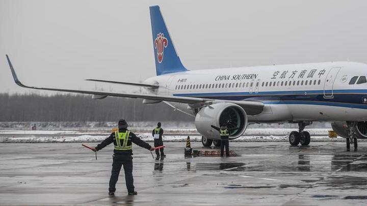 L'Airbus A320neo arrive sur le marché de l'aviation chinois