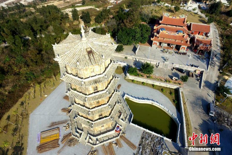 La Chine demande à inscrire 16 sites de Quanzhou sur la liste du Patrimoine mondial 2018