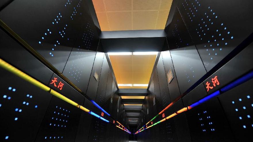 La Chine construit un nouveau superordinateur