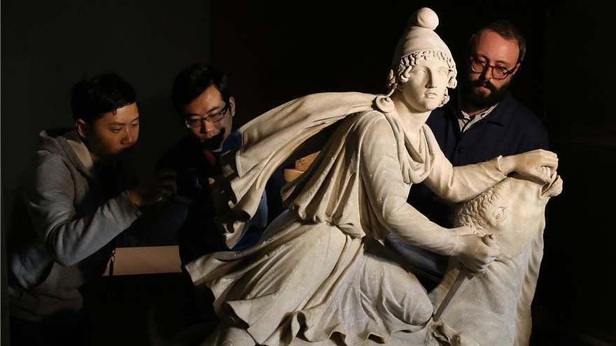 Les collections des musées britanniques font revivre l'histoire du monde en Chine