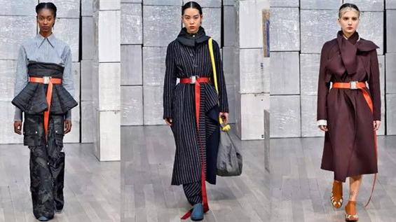 Retours sur les créations des stylistes chinois à la Fashion Week de Londres