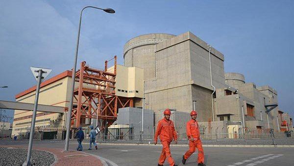Huit réacteurs nucléaires construits cette année