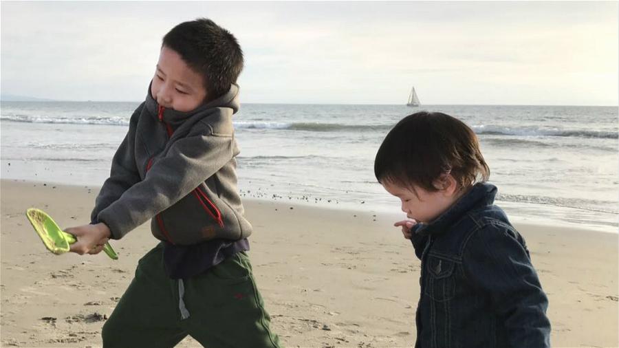 Entre douleur et bonheur : le deuxième enfant né aux Etats-Unis d'une mère chinoise