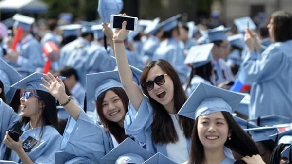 Les professionnels formés à l'étranger reviennent en Chine en nombre record