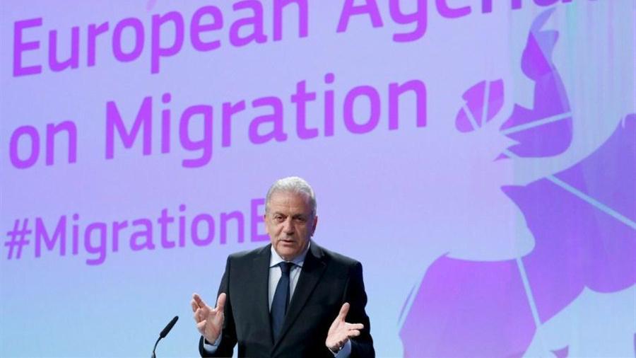 L'UE appelée à prendre une ligne plus dure face aux migrants
