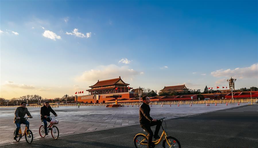Galerie:La ville de Beijing pendant les deux sessions