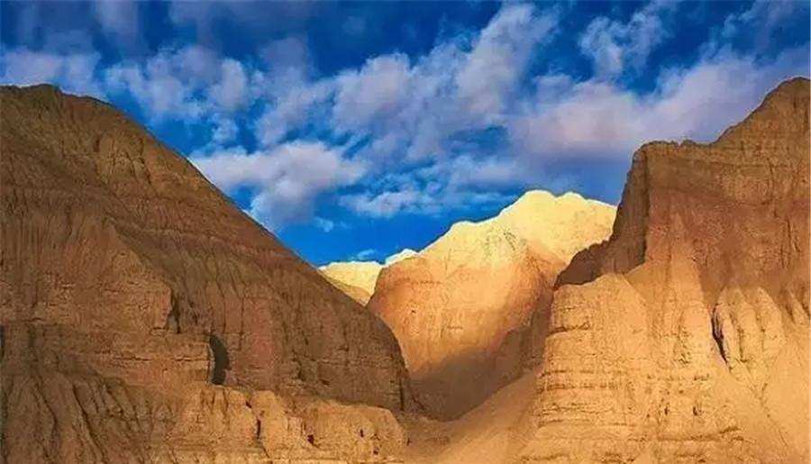 La beauté sauvage de quatre régions désertes en Chine