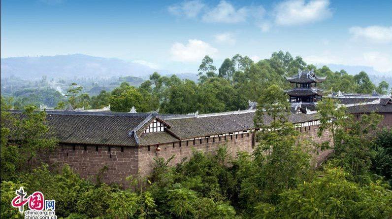 Le fort Baozhensai : une architecture militaire antique parfaitement préservée au Sichuan