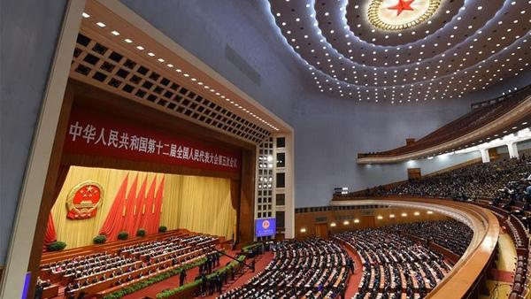 Chine : clôture de la 5e session de la 12e APN(en direct)