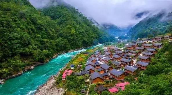 Yunnan : la beauté éblouissante de la préfecture autonome lisu de Nujiang