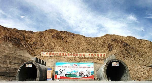 Le tunnel Xinguanjiao : le plus long tunnel ferroviaire de Chine