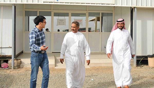 L'Arabie saoudite, un futur au-delà du pétrole