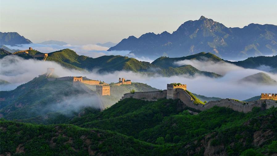 La Grande muraille à Jinshanling, la Mecque des photographes