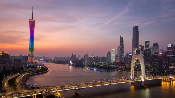 Les cinq premières « villes d'opportunités » de Chine