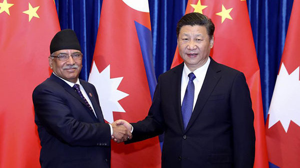 Des dirigeants rencontrent Xi Jinping pour discuter de la Ceinture et la Route