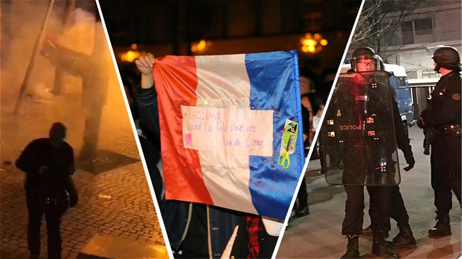La communauté chinoise réagit dans son ensemble après qu'un ressortissant chinois a été tué par la police française