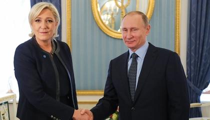 Présidentielle française : Ce qu'implique la rencontre entre Vladimir Poutine et Marine Le Pen