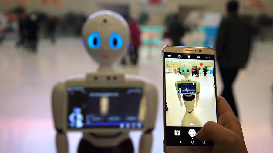 Des robots nouveaux et moins connus à l'œuvre en Chine