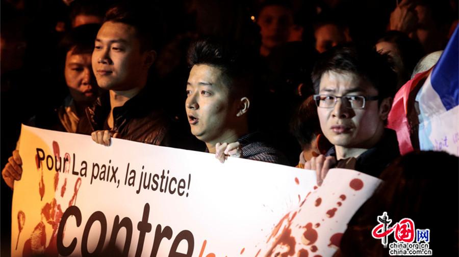 La France exhortée à garantir la sécurité des Chinois