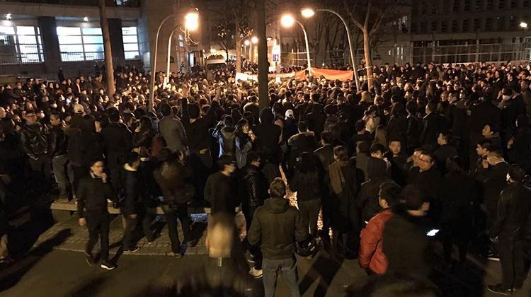 Mort d'un Chinois à Paris : les autorités françaises lancent une enquête