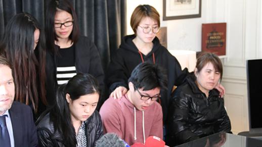 Ressortissant chinois tué à Paris : Macron rencontre la famille de Liu Shaoyao