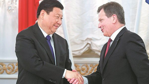 Xi Jinping revitalise le partenariat avec la Finlande